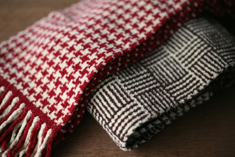 織り心 - 再織りのマフラー 全国...