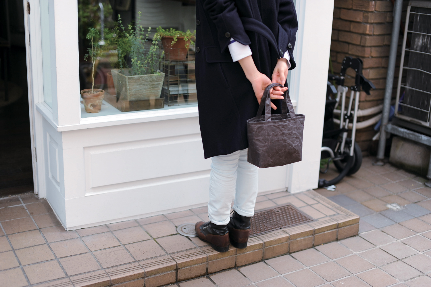 8b355066573a SIWA - Lunch Bag from Japan